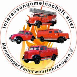 IG alter Memminger Feuerwehr Fahrzeuge e.V. - Aufkleber