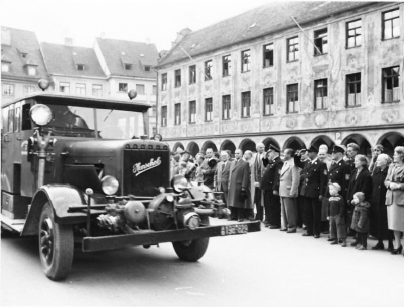 Henschel Tankspritze 2,5