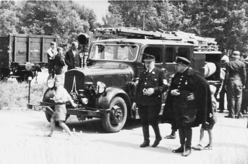 Die LK Juni 1945 in Memmingerberg