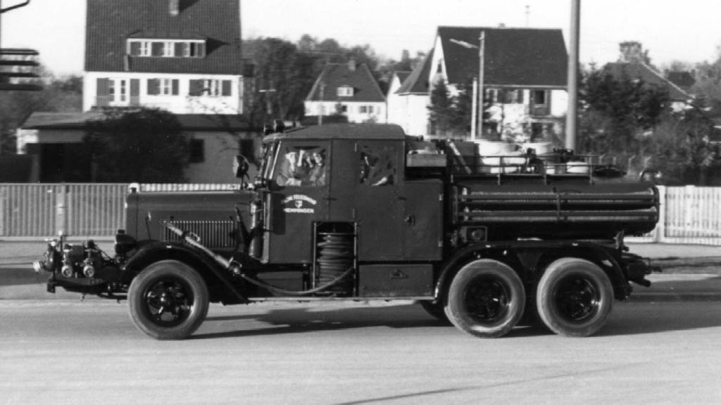 Henschel Tankspritze 2.5a