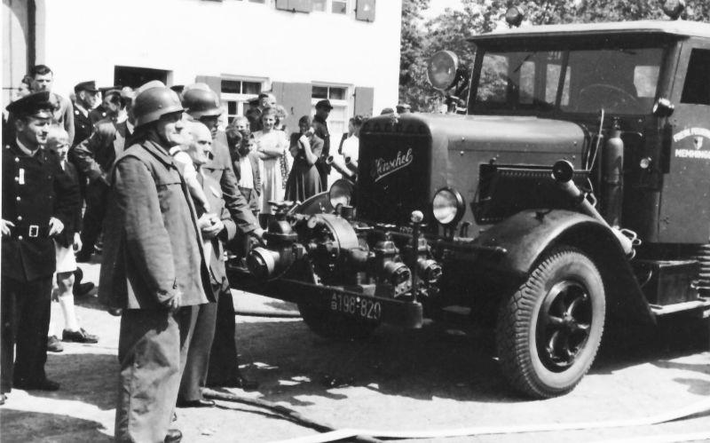 Henschel TS 2.5a