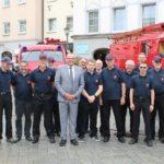IG alter Memminger Feuerwehr Fahrzeuge e.V. - 30 Jahre IG -Fahrzeugausstellung - mit OB