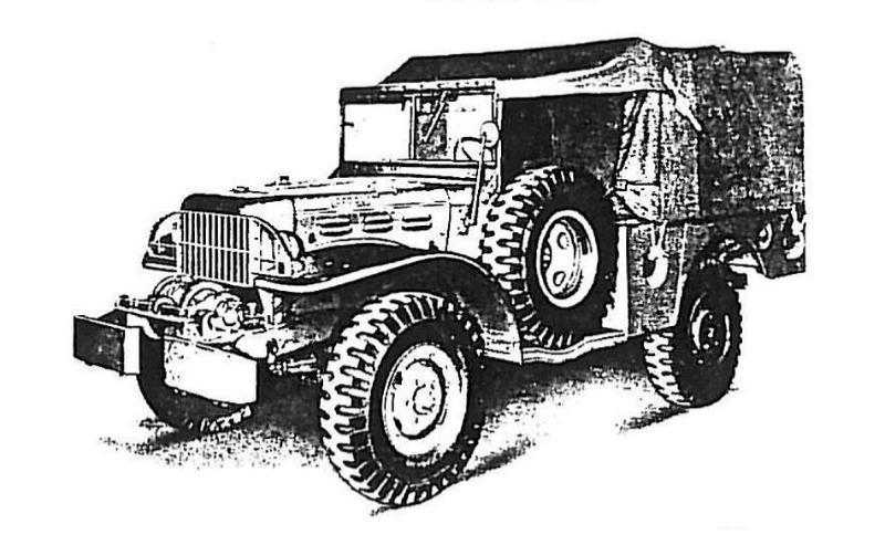 Skizze Dodge W52
