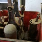 Feuerlöschspritze Pumpentechnik